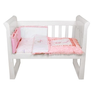 Babyhood Amani Bebe 3pce Cradle Set Ballerina Princess