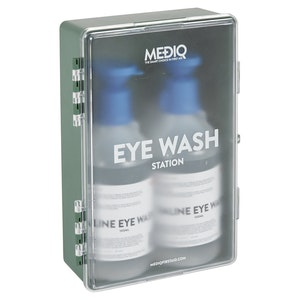 Mediq Eye Wash Station (2 x 500mL)