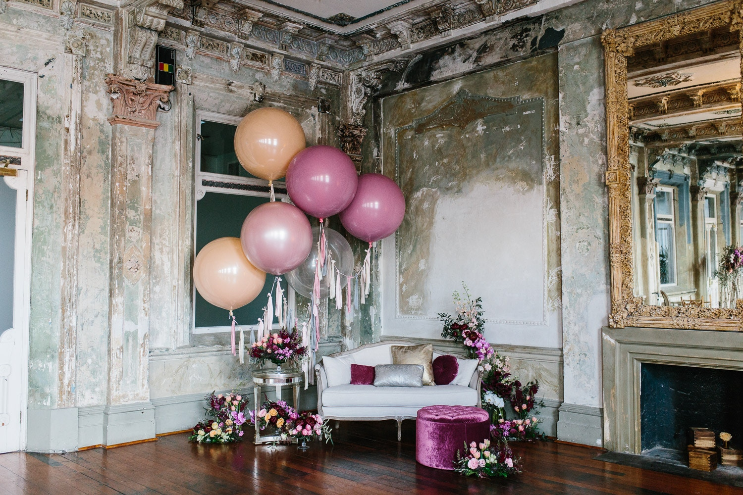 Glorious Events at The George Ballroom