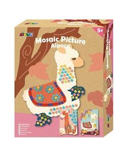 Avenir - Mosaic Picture - Alpaca