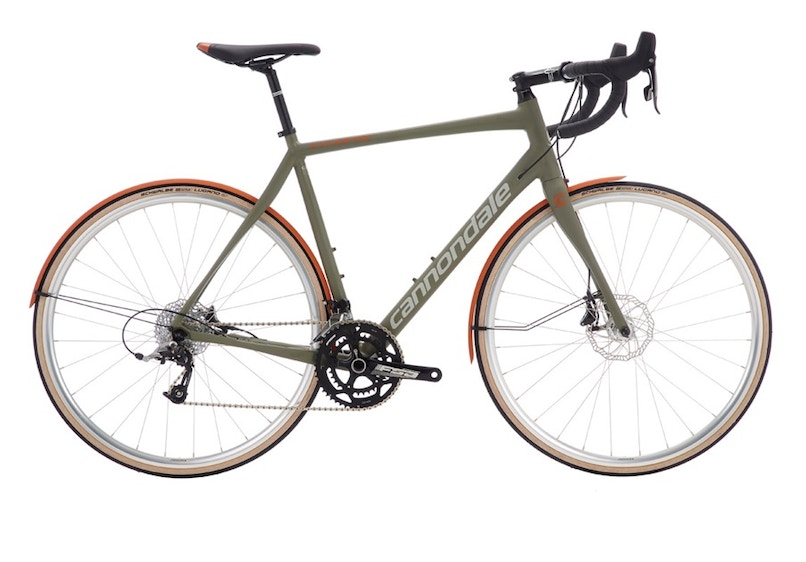 Synapse Disc Adventure, Road Bikes