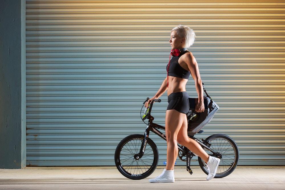 Keeping Your BMX in Shape - with Caroline Buchanan