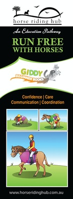 Horse Riding Hub Bookmark