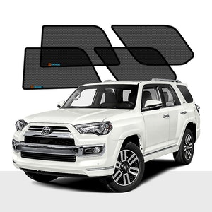 TOYOTA Car Shades - 4Runner 5th Gen N280 2009-Present