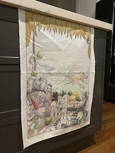 May Gibbs Tea Towel- 6
