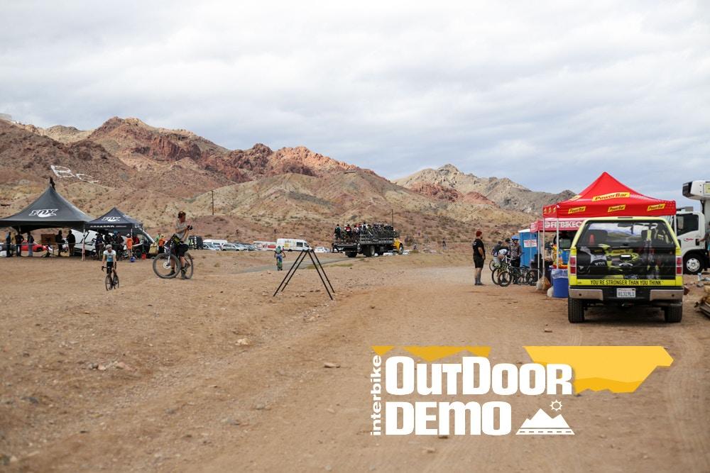 OutDoor Demo 2015 - Testen in der Wüste