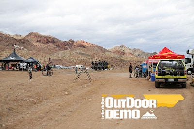 OutDoor Demo 2015 - Testen in der Wüste