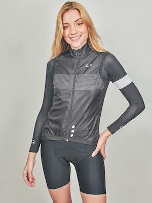 Taba Fashion Sportswear Chaleco Ciclismo Mujer Génova