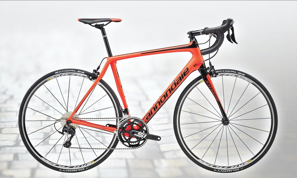 Best Mid Range Endurance Road Bikes for AUD 3 000 BikeExchange 2017 Cannondale