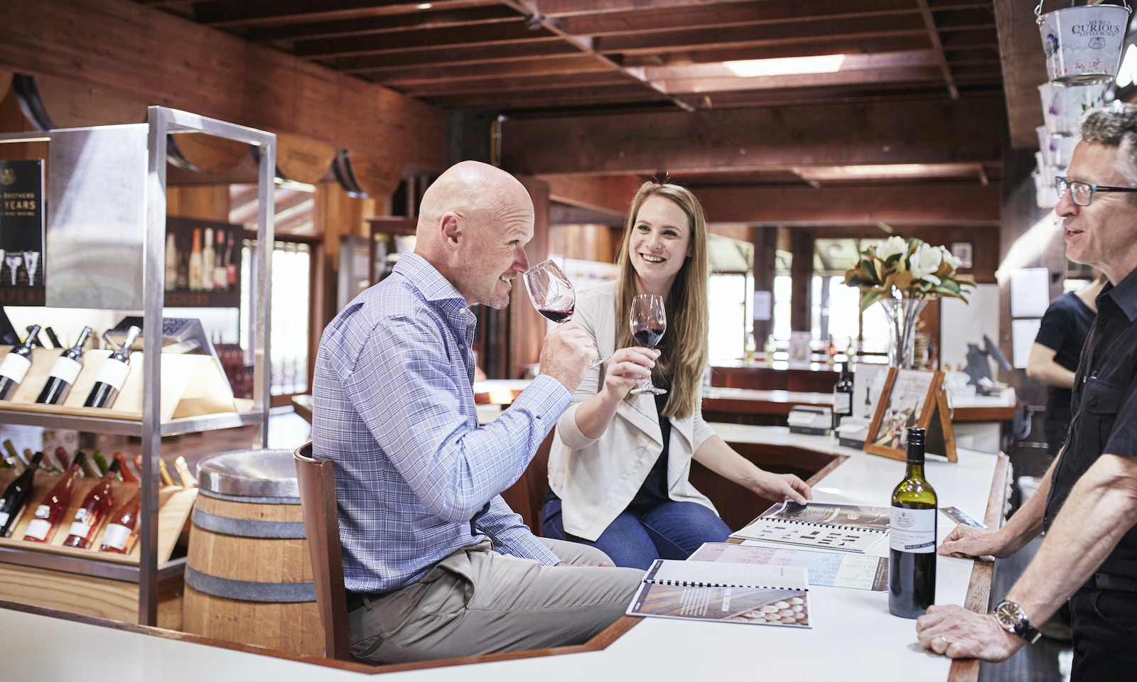 Winery Experience; Brown Brothers