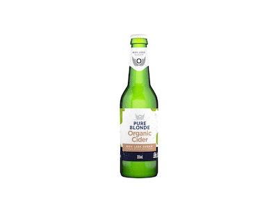 Pure Blonde Organic Apple Cider Bottle 355mL