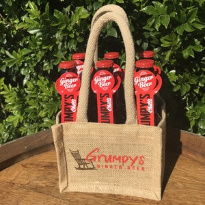GRUMPY'S GINGER BEER - 6 PACK - Chilli