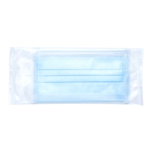 Sterile Surgical Face Mask / Straps On Tie