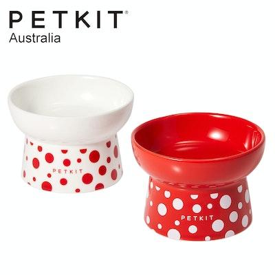 PETKIT CERASPOT Ceramic Pet Feeding Bowl - 2 Colour Pack