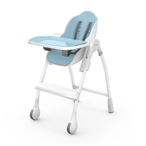 Oribel Cocoon High Chair - Blueberry