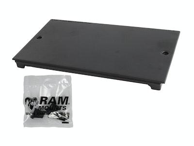 "RAM-FP-5-FILLER :: RAM 5"" Filler Face Plate"