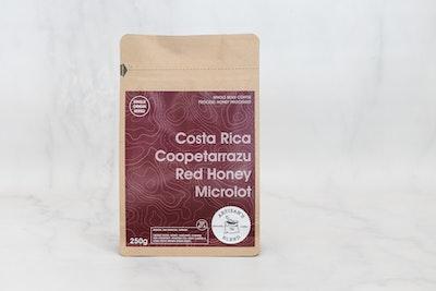 Costa Rica Coopetarrazu Red Honey Microlot 250g
