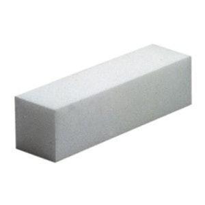 White Buffing Block Buffer File Abrasive Shape Finisher
