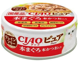 CIAO Pure Tuna Bonito Can (70g)