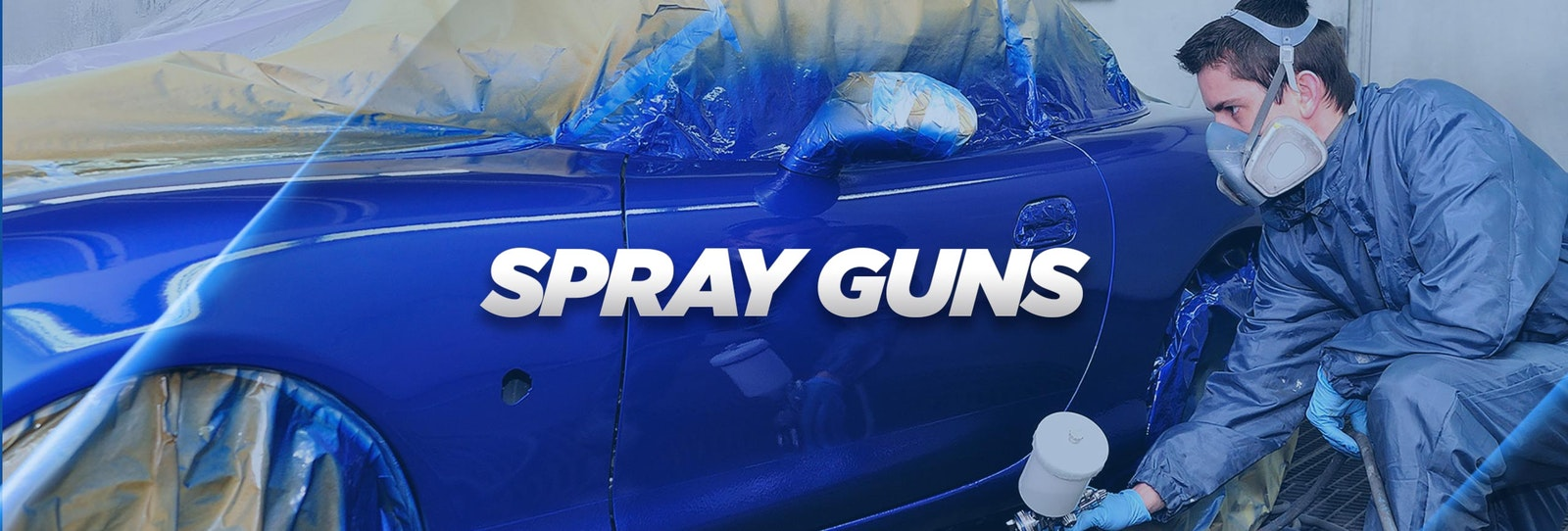 DeVilbiss Spray Guns