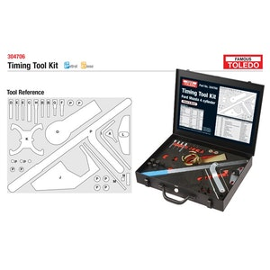 Toledo Timing Tool Kit - Ford & Mazda