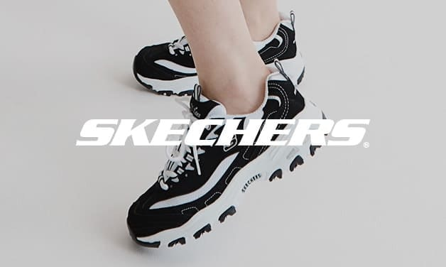 Shop Skechers on Crèmm