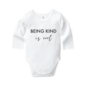 Being Kind Is Cool Onesie