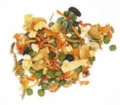 Pisces Enterprises Pisces Omnivore Mix Freeze Dried 100g