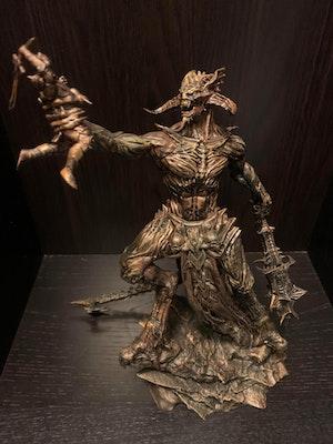 Molag Bal Statue - Elder Scrolls Online