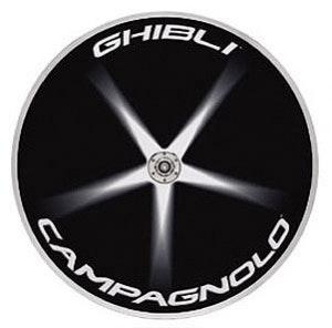Campagnolo Ghibli Rear Track Tubular Wheel Wh9-Ghpr28