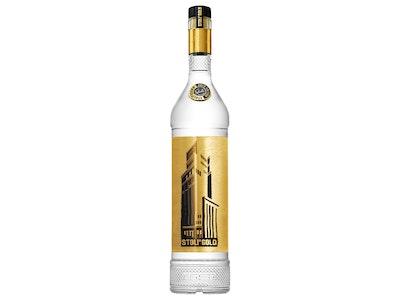 Stolichnaya Vodka Stolichnaya Gold Vodka 700mL