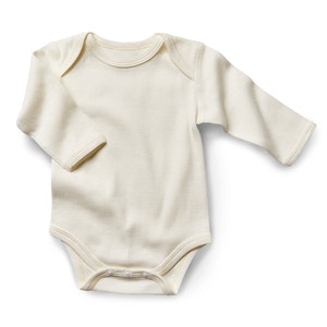 Fibre For Good Long Sleeve Body Suit