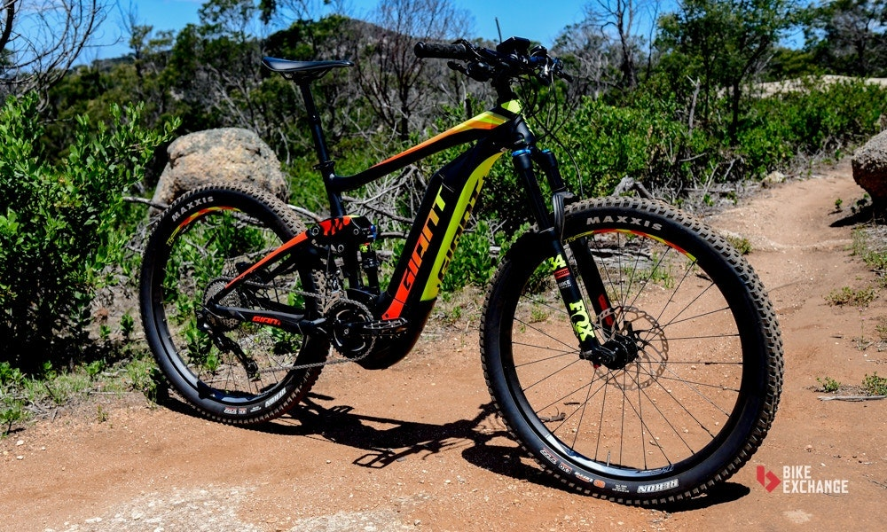 2018 giant full e 1 pro electric mountain bike review. Black Bedroom Furniture Sets. Home Design Ideas