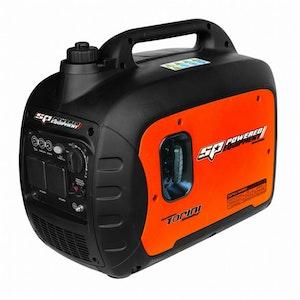 SPGi3000 Generator Inverter 4.3Hp 3kva 2500w Torini 4 Stroke Engine SPGi3000