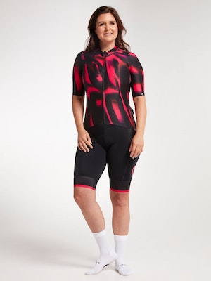 Black Sheep Cycling Women's Essentials TEAM Jersey - Lost Riders Club Pink