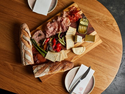 Little Prince Wine Full Antipasto Platter for Four (or two very hungry people!)