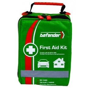 Boutique Medical 55 PCS Emergency First Aid Kit Defender Medical Travel Set Family Safety AU