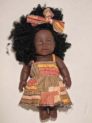 Designed by Florence Fumnaya Ima Doll