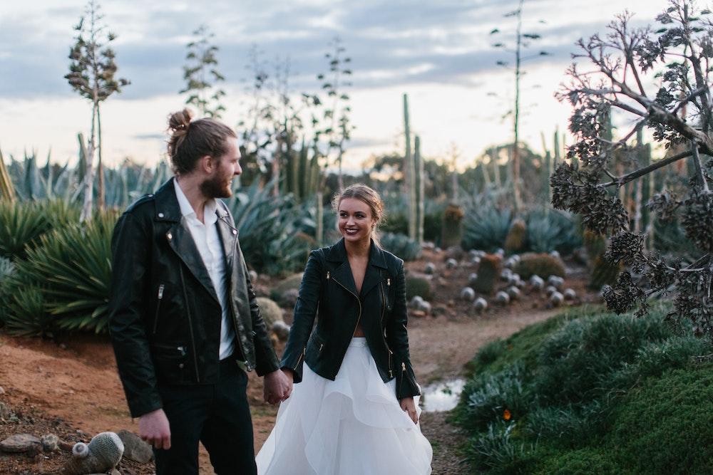 LENZO Boho Wedding Kas Richards Photography