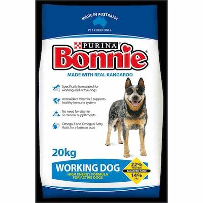 Bonnie Working Dog Adult Dry Dog Food