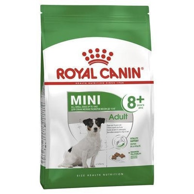 Royal Canin Dry Dog Food Mini Breed Mature 8+ 2kg