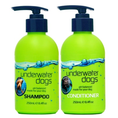 Underwater Dogs Shampoo & Conditioner Combo