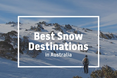 Best Snow Destinations in Australia