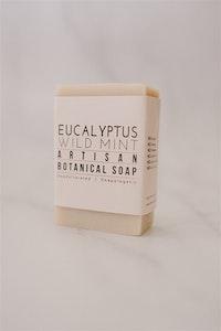 Botanical Bar Soap - Eucalyptus Wild Mint