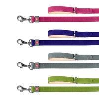 WauDog by the Collar Company Waudog Classic Leather Snap Leash - width 25mm - Length 122cm
