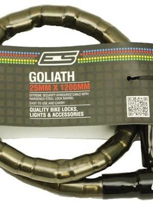 ES Accessories Goliath Key Lock 25x1200mm