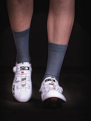 TIC CC Parcours socks Pebble grey