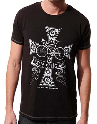 apres velo the true religion bike t shirts for sale in. Black Bedroom Furniture Sets. Home Design Ideas