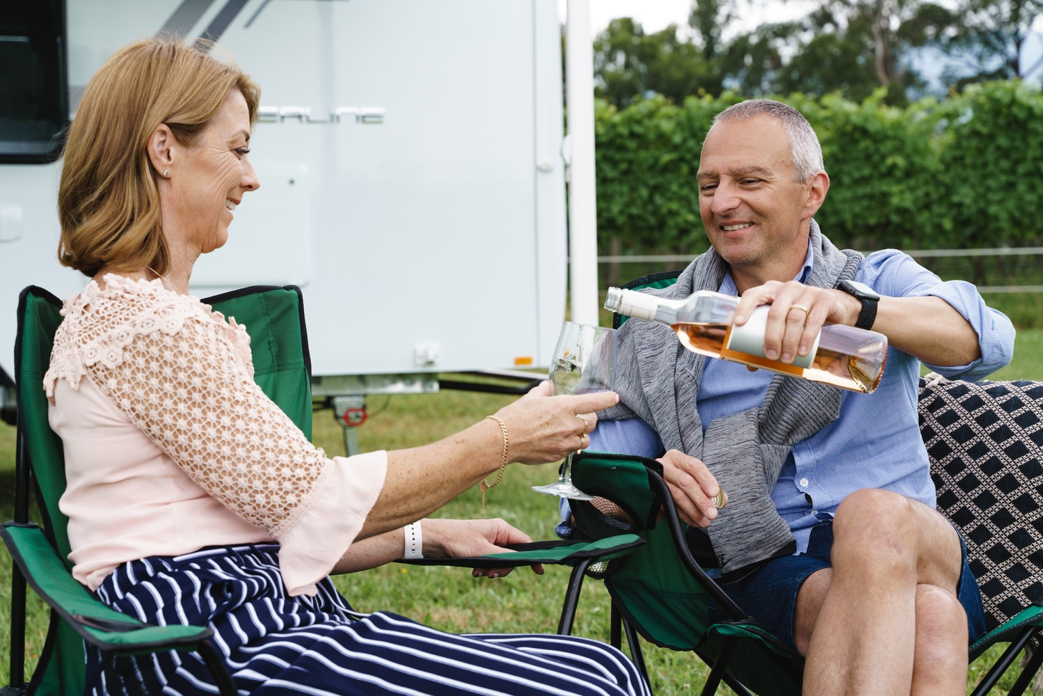 motorhomes for sale for retired couple