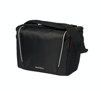 Basil Sport Design Handlebar Bag 7L Black